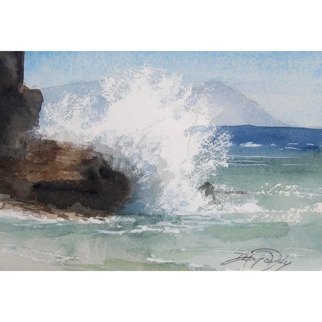Oceans of Fun by Denny Dowdy