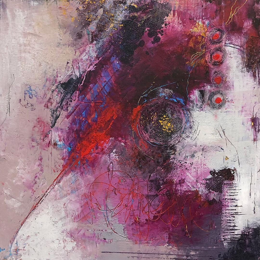 Rising by Kym Fetsko