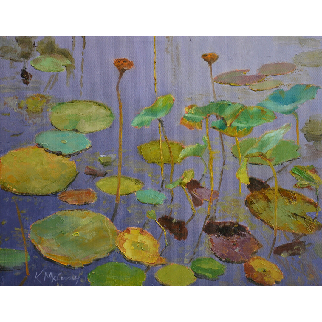 Late Summer Lilies