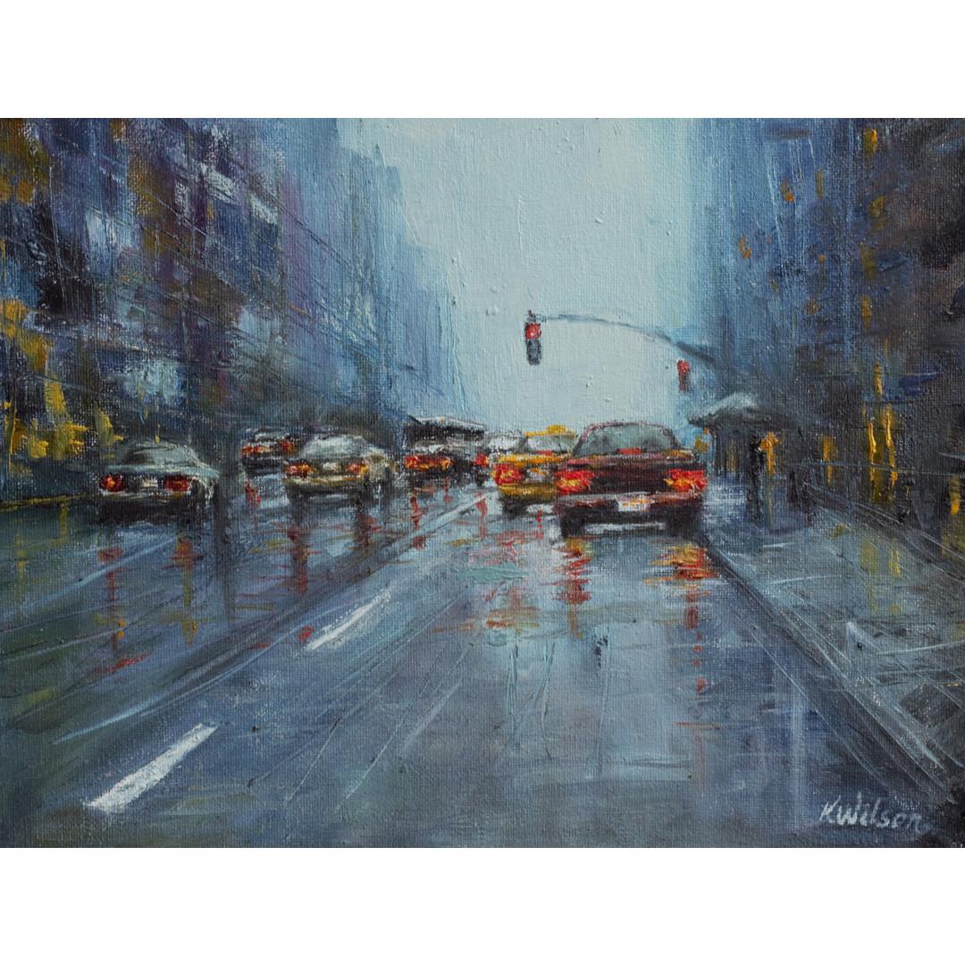 Curbside by Ken Wilson