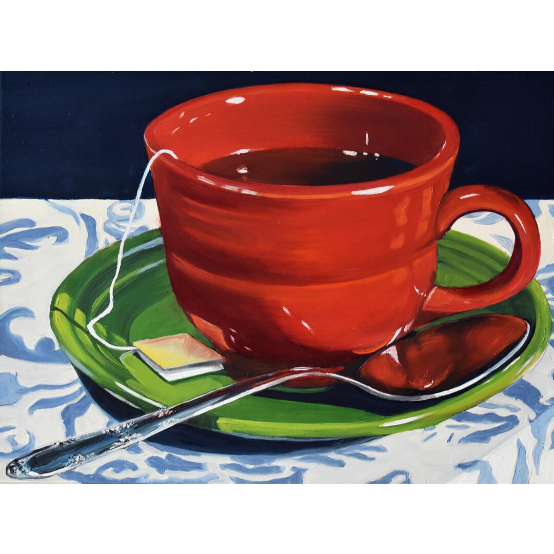 Tea for Me by Connie McCann