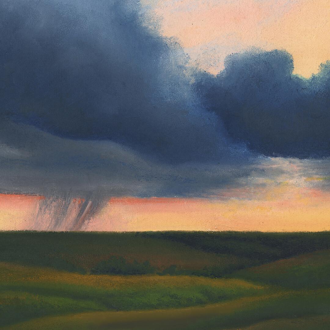 Sunset Showers by Kirstin Novak