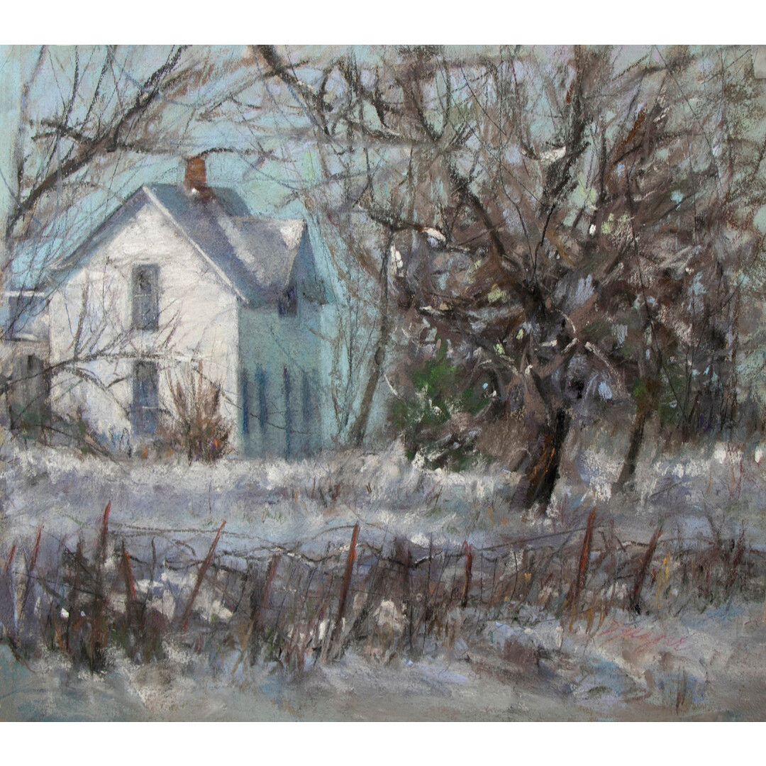 Snowy Silence by Donna Yeager