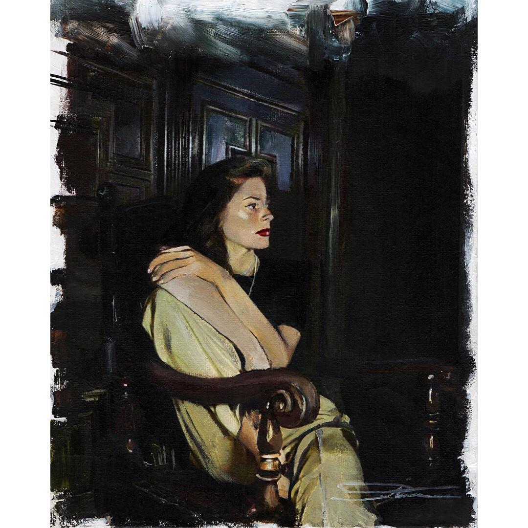 The Chair by Arienne Boley
