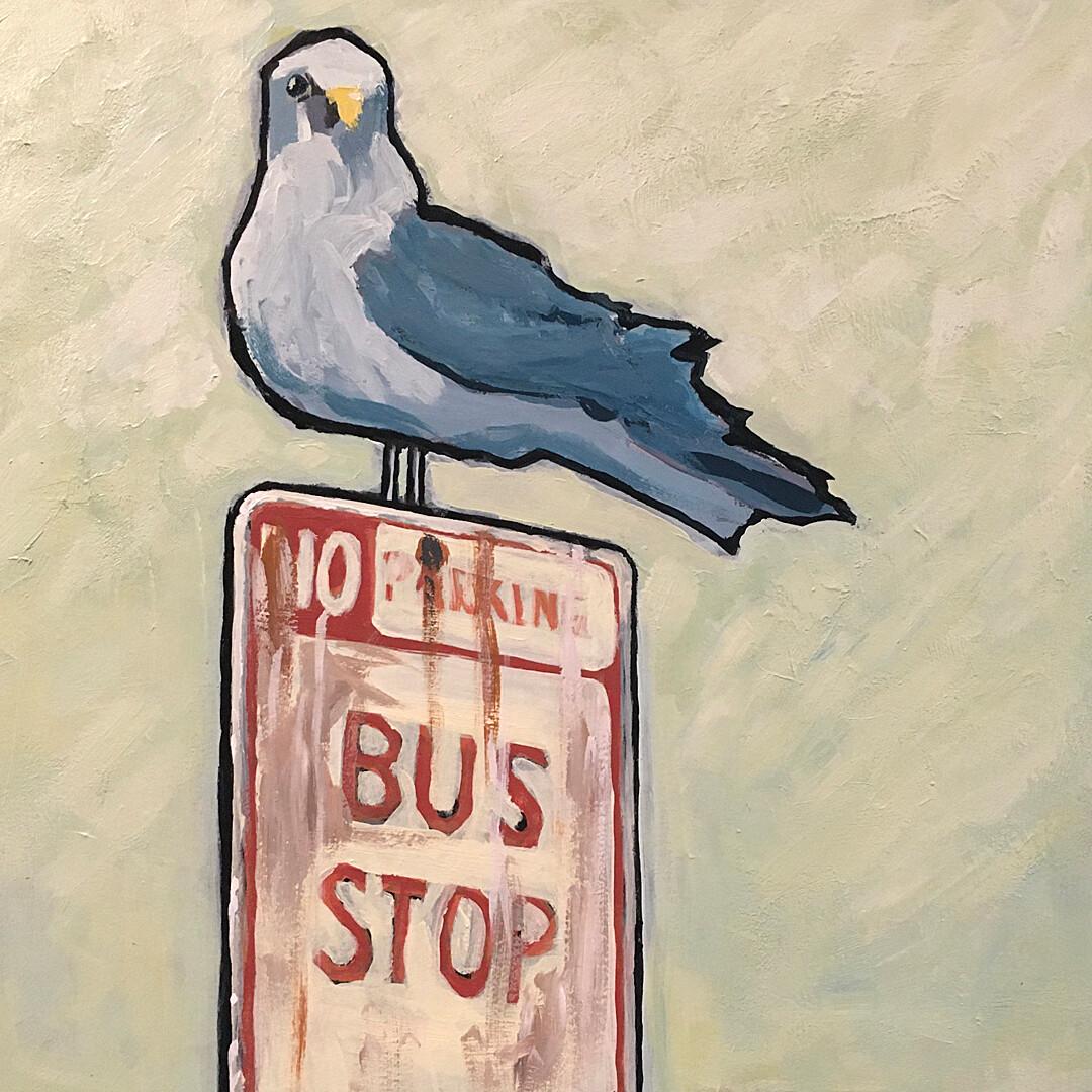 No Parking by Jennifer Rivas