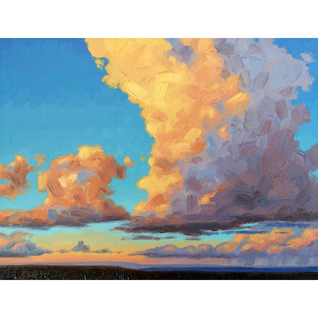 ​Prairie Series No. 2 by Johne Richardson
