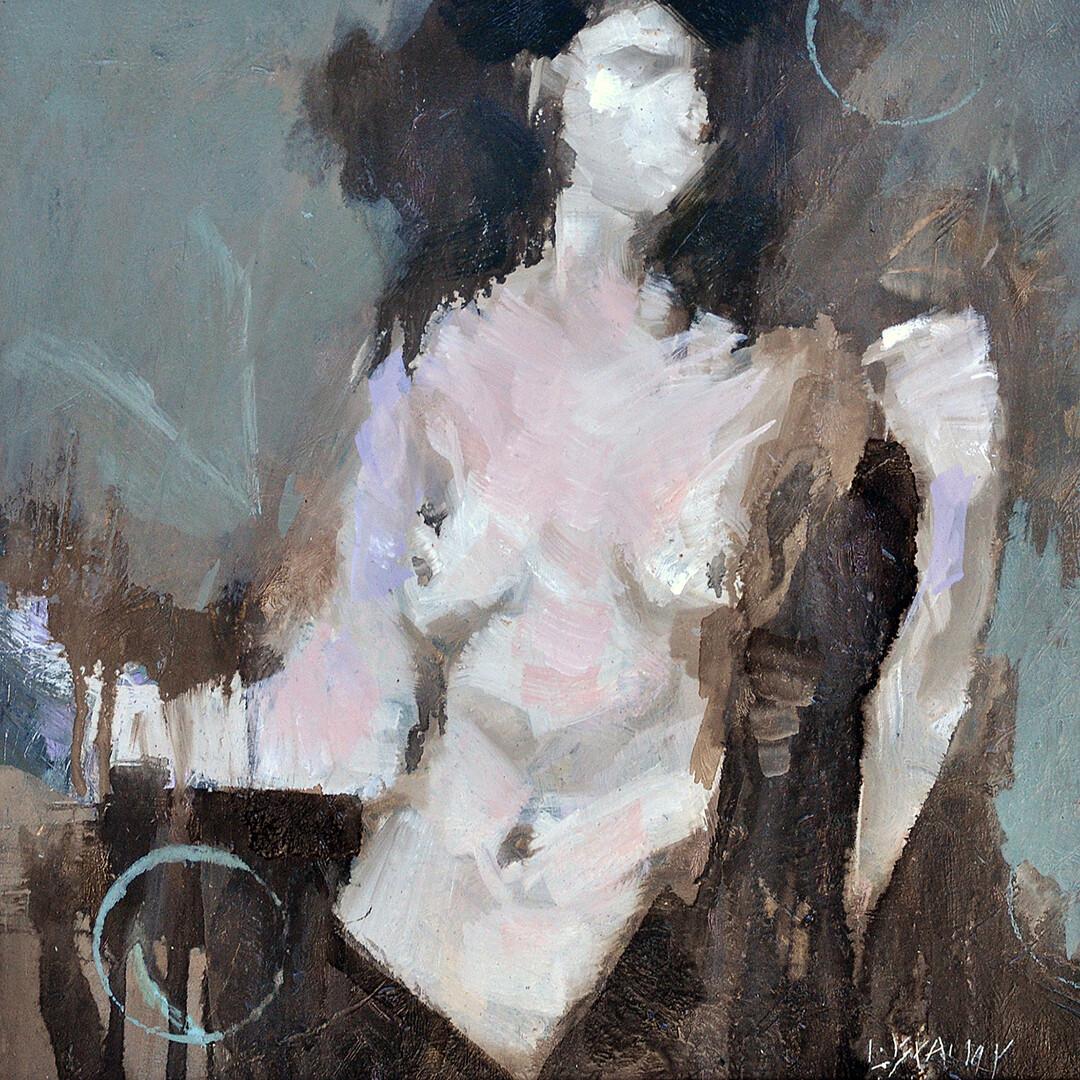 Sandra by Lon Brauer