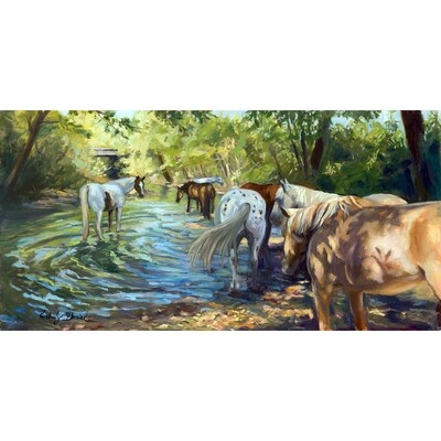 The Watering Hole by Kimberly Daniel