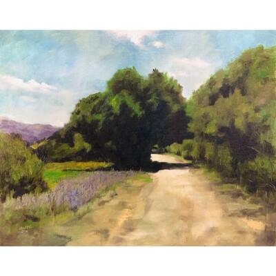 Rancho Loop in Garland Park by Linda Kinder