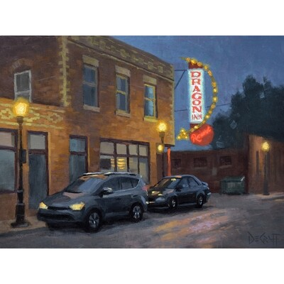 Dine In or Take Out by Larry DeGraff