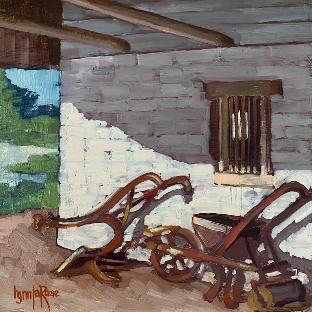 Creole Utility by Lynn LaRose