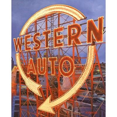Western Auto Glow