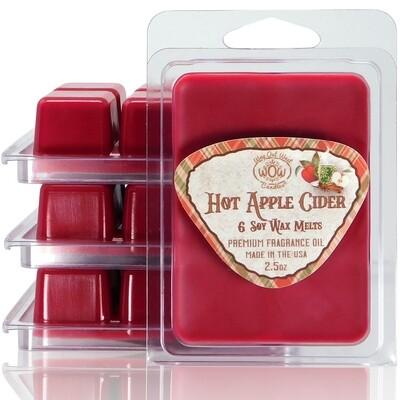 Hot Apple Cider Wax Melts - 4 Pack
