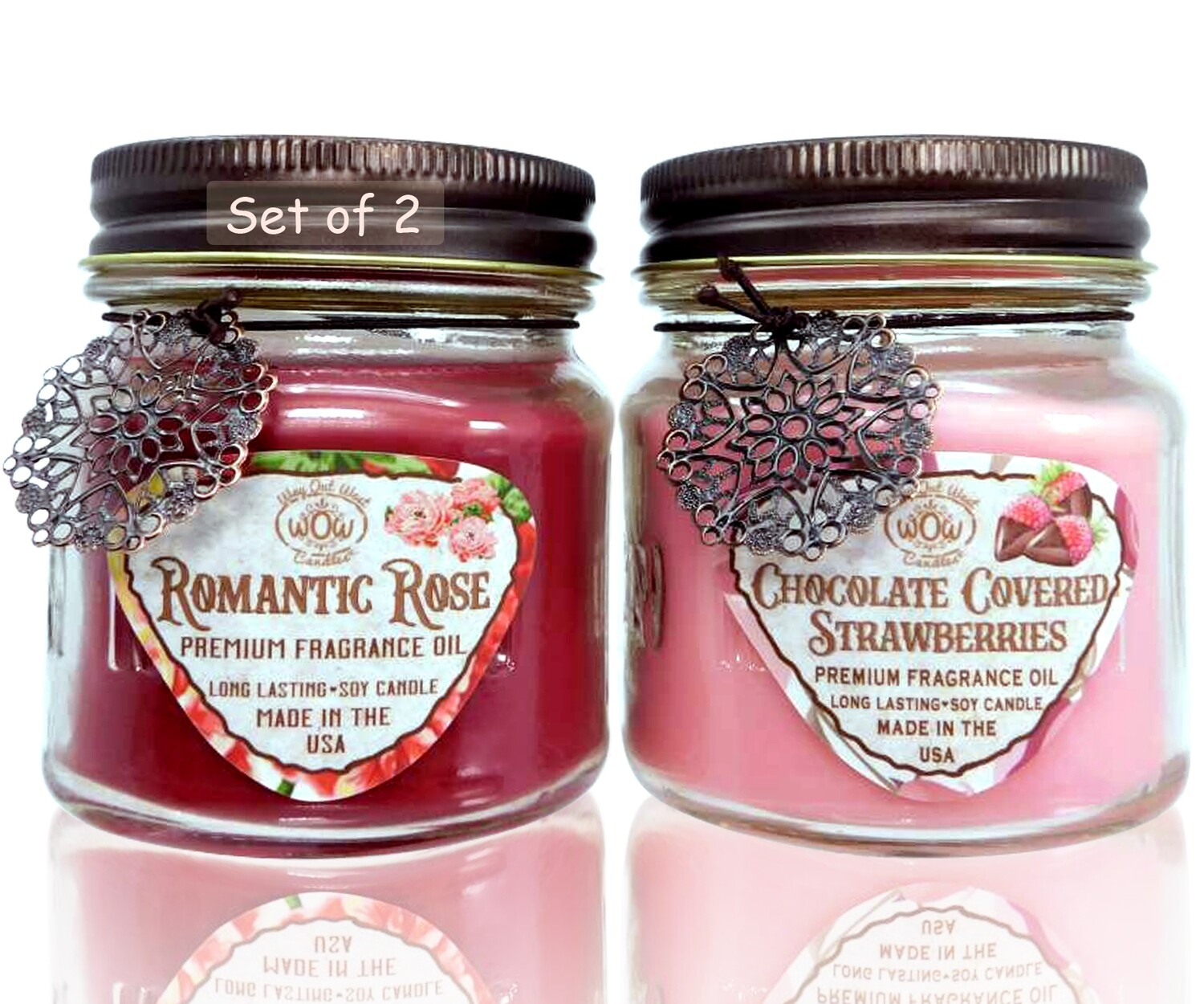 Romantic Candle Gift Pack