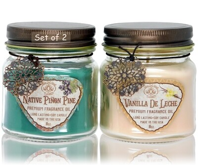 Cozy Candle Gift Pack