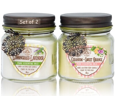 Happy Candle Gift Pack