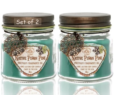 Native Pinon Pine Candle Gift Pack