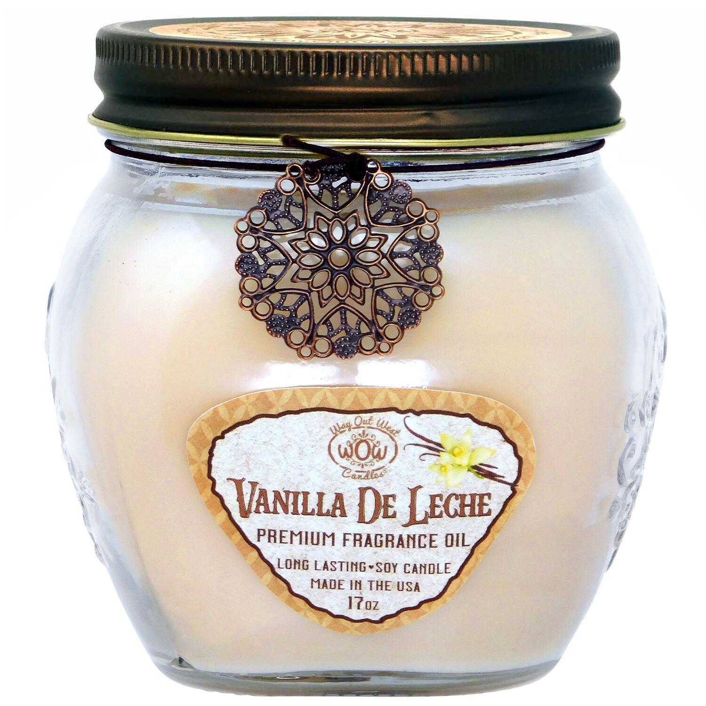 Vanilla De Leche