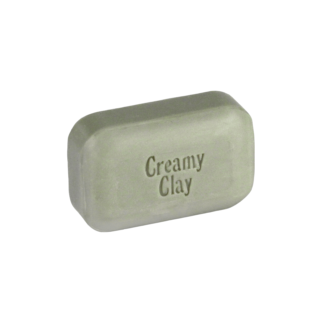 Creamy Clay Body Cleansing Bar