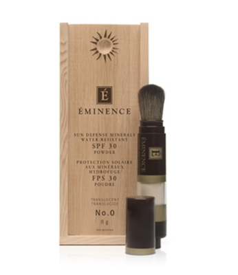 Eminence No.0 - Translucent Sun Defense Minerals