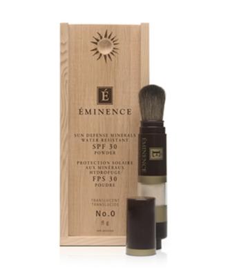 Eminence No.0 - Translucent Sun Defense Minerals