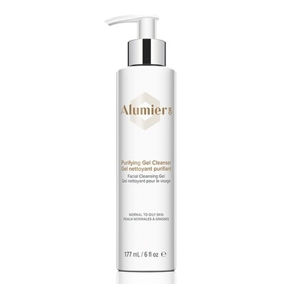 Alumier Purifying Gel Cleanser