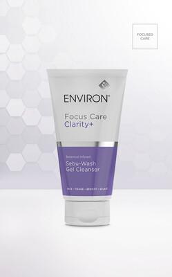ENVIRON Focus Care Clarity+ Botanical Infused Sebu-Wash Gel Cleanser