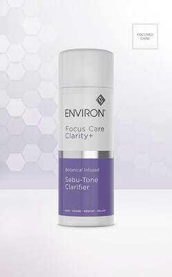ENVIRON Focus Care Clarity+ Botanical Infused Sebu-Tone Clarifier