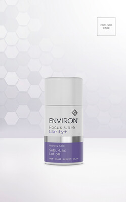 ENVIRON Focus Clarity+ Hydroxy-Acid Sebu-Lac Lotion