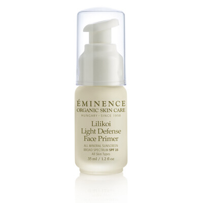 Eminence Lilikoi Light Defence Face Primer SPF 23