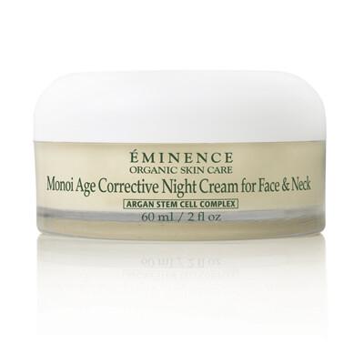 Eminence Monoi Age Corrective Night Cream For Face And Neck