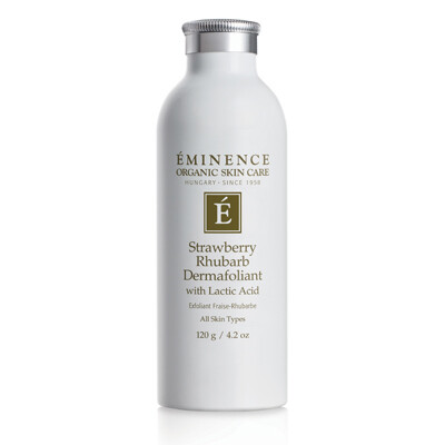 Eminence Strawberry Rhubarb Detmafoliant