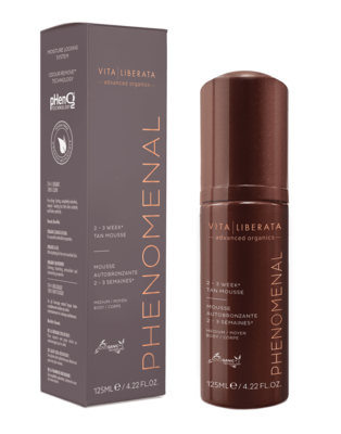 Vita Liberata pHenomenal 2-3 Week Tan Mousse - Medium