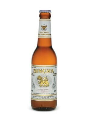 Bière Thaïlandaise Singha