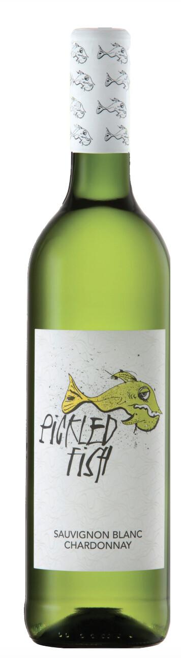 Vin Blanc Pickled Fish 750ml
