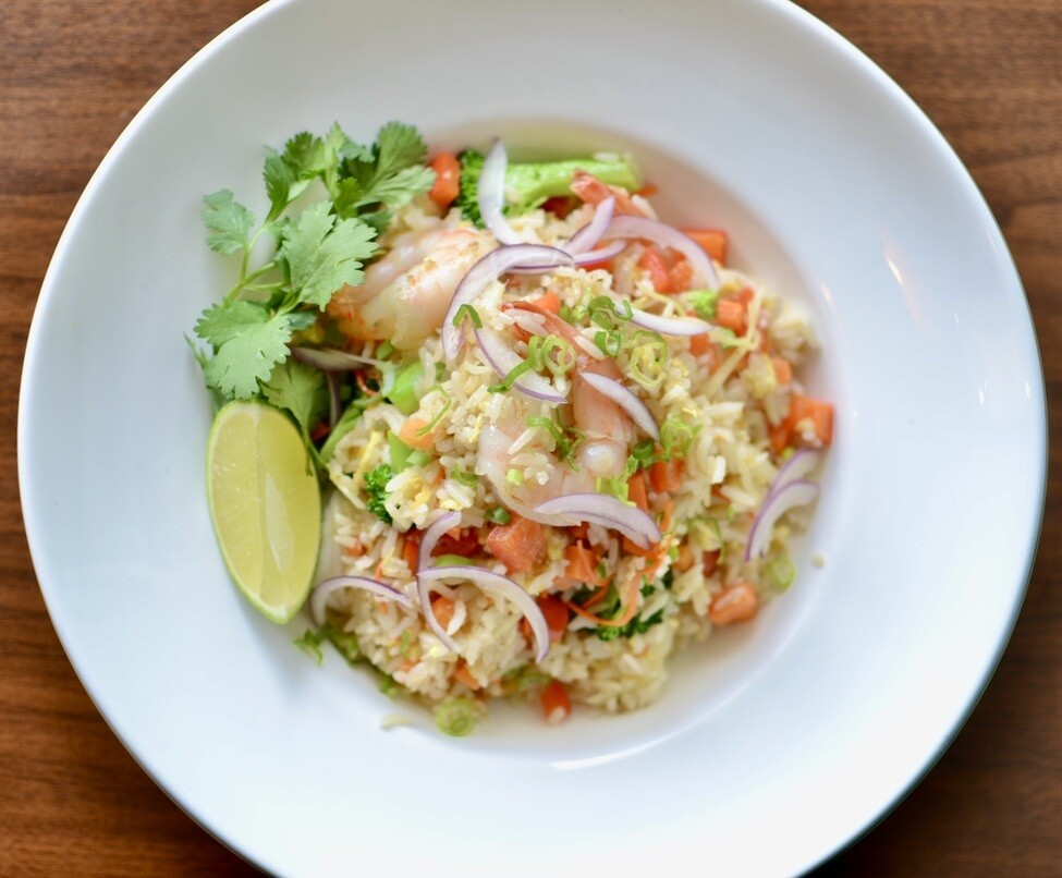 Khao Pad (riz frit)