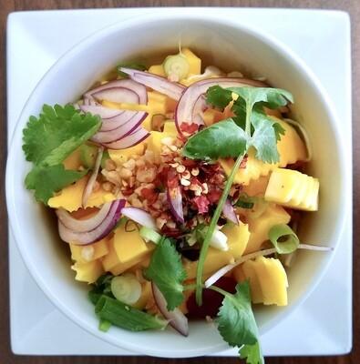 Salade de mangue *ÉPICÉE