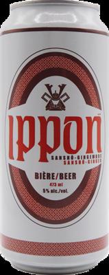 Bière de microbrasserie Ippon