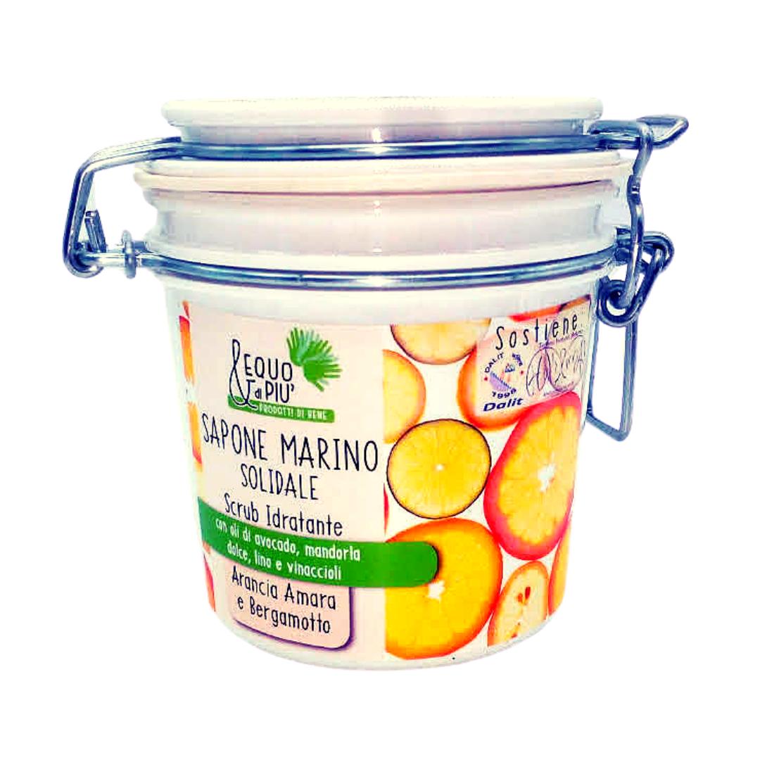 Sapone marino arancia e bergamotto