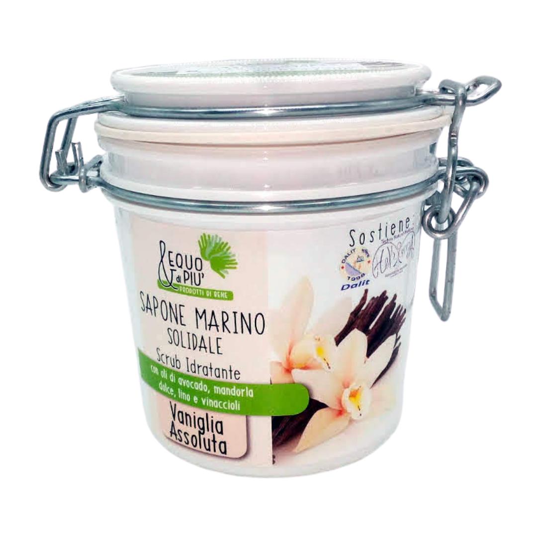 Sapone marino vaniglia