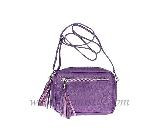 "Laukku ""Stina"" (violetti)"