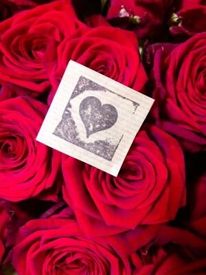 Bouquet de roses rouge