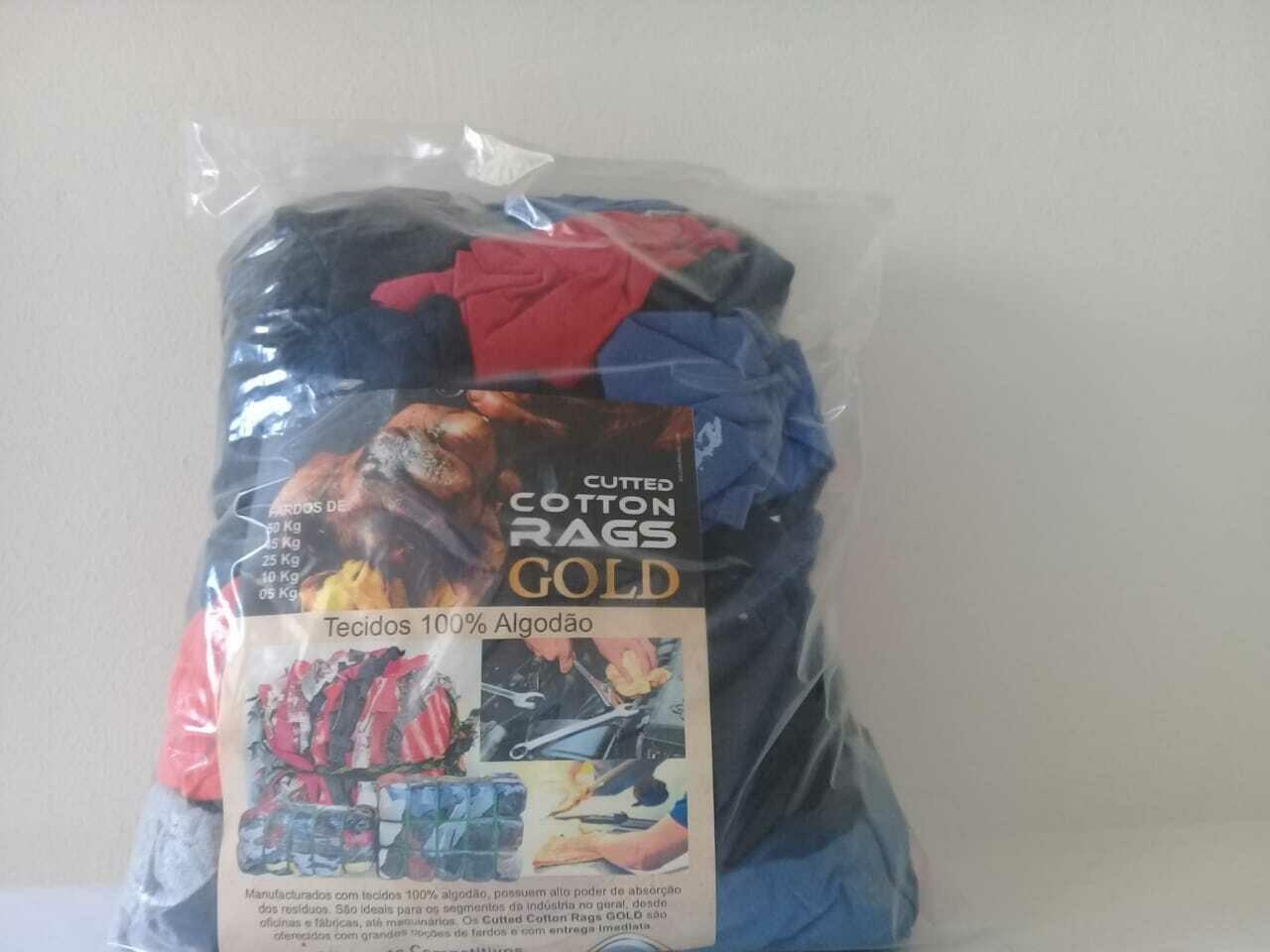 Cotton Rags Gold 1 kg