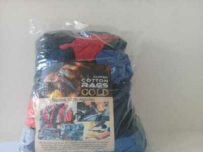 Cotton Rags Gold 1 kg