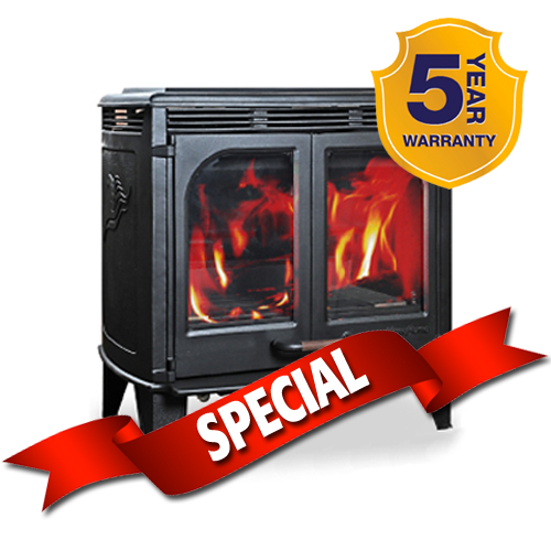 Horse Flame Firepower3 Stove