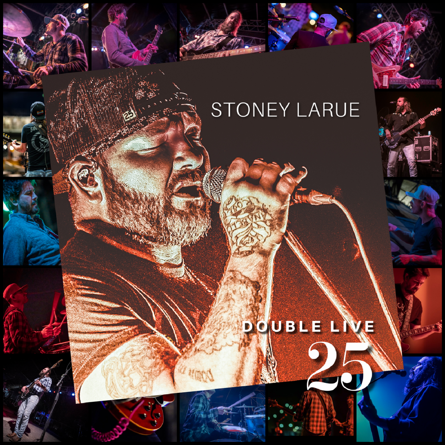 Stoney LaRue - Double Live 25 - Digital Download