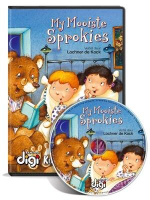 Luisterboek: My Mooiste Sprokies