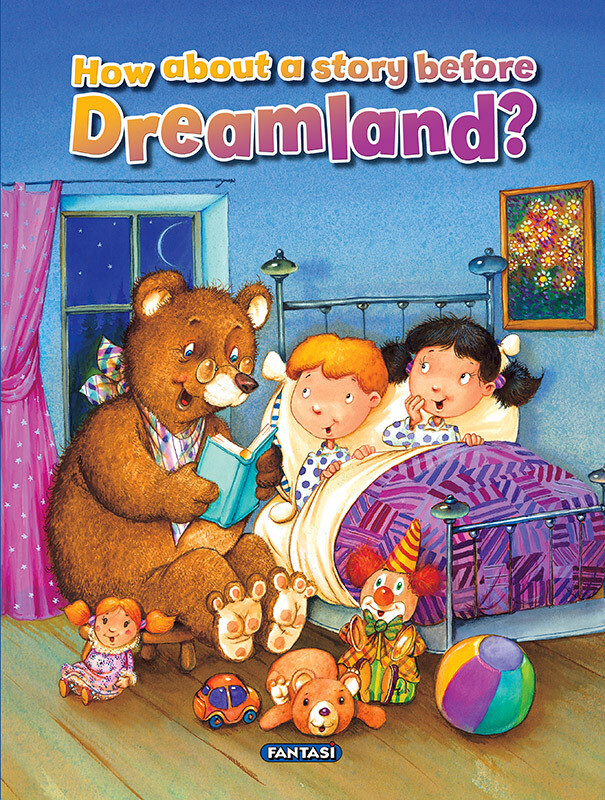 HOW ABOUT A STORY BEFORE DREAMLAND?