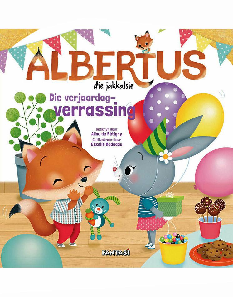 Albertus die Jakkalsie 2: Die verjaardagverrassing