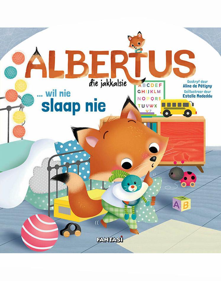Albertus die Jakkalsie 4: wil nie slaap nie